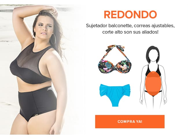 Best swimwear for pear shaped body