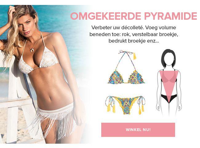 Vaak Welke bikini past bij mij? #LV13