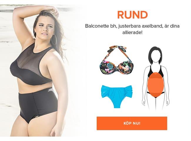 Best swimwear for pear shaped body