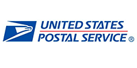 USPS (Registered mail - No additional charges on delivery)