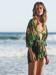 Vestidos de playa de lujo