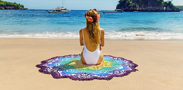 Beach Towel / Pareo