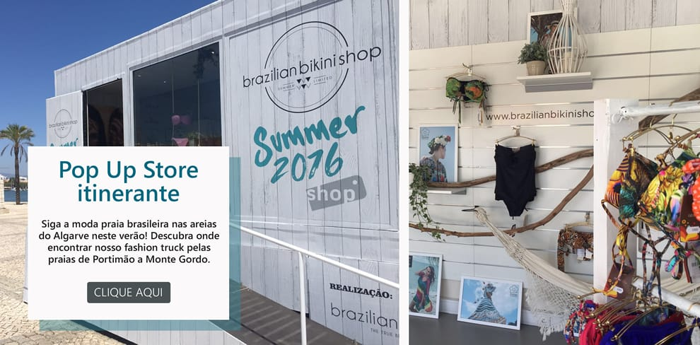 Pop Up Store Itinerante