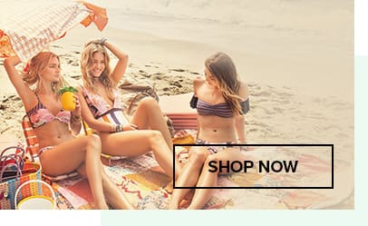 Bandeau bikini - Strapless
