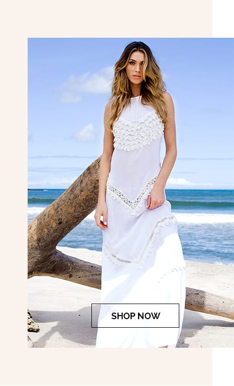 Tunique / Robe de plage