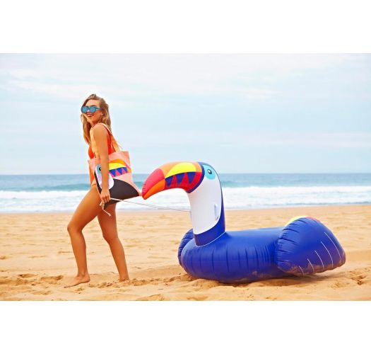Toucan rubber ring for adults and children above the age of six - LUXE TOUCAN