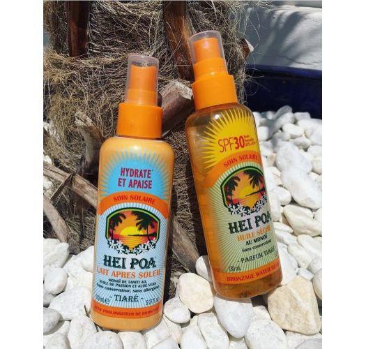 Sonnenmilch für nach dem Sonnenbad mit Monoi und Aloe Vera - LAIT APRES SOLEIL MONOÏ 150ML