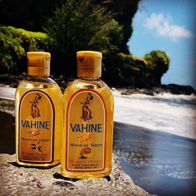 Vahine Tahiti - Monoï Ylang Ylang - 125ml