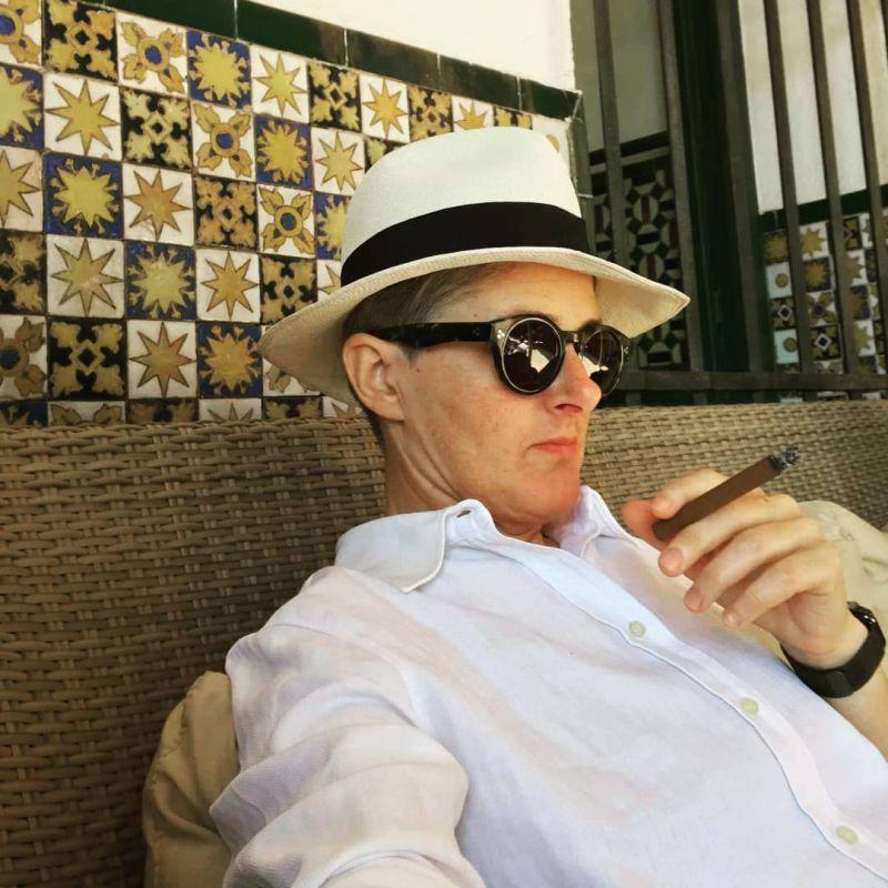 Panama Hatt CLASSIC NATURAL