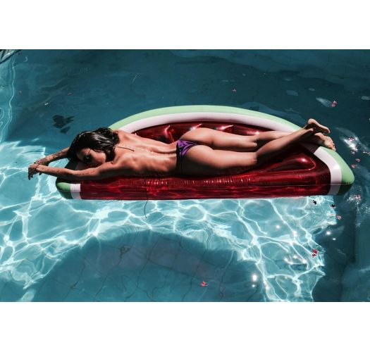 Watermelon slice pool float for adults - LUXE WATERMELON