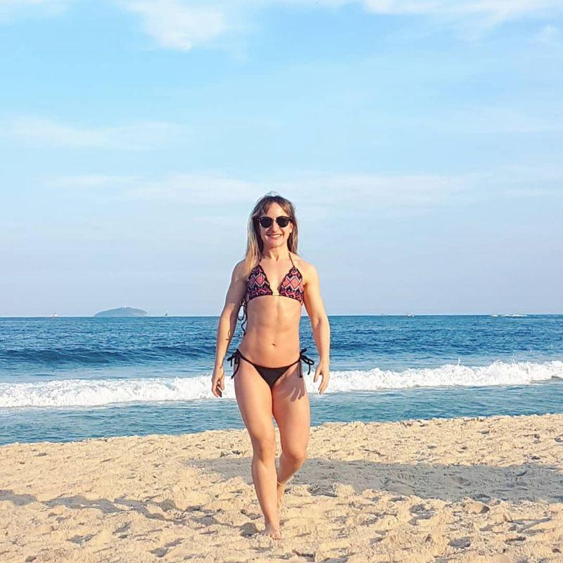 Thong Bikini - RiodeSol PRETO MICRO