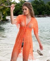 טוניקה - שמלת חוף