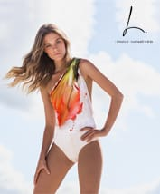 Luxury swimwear Lenny