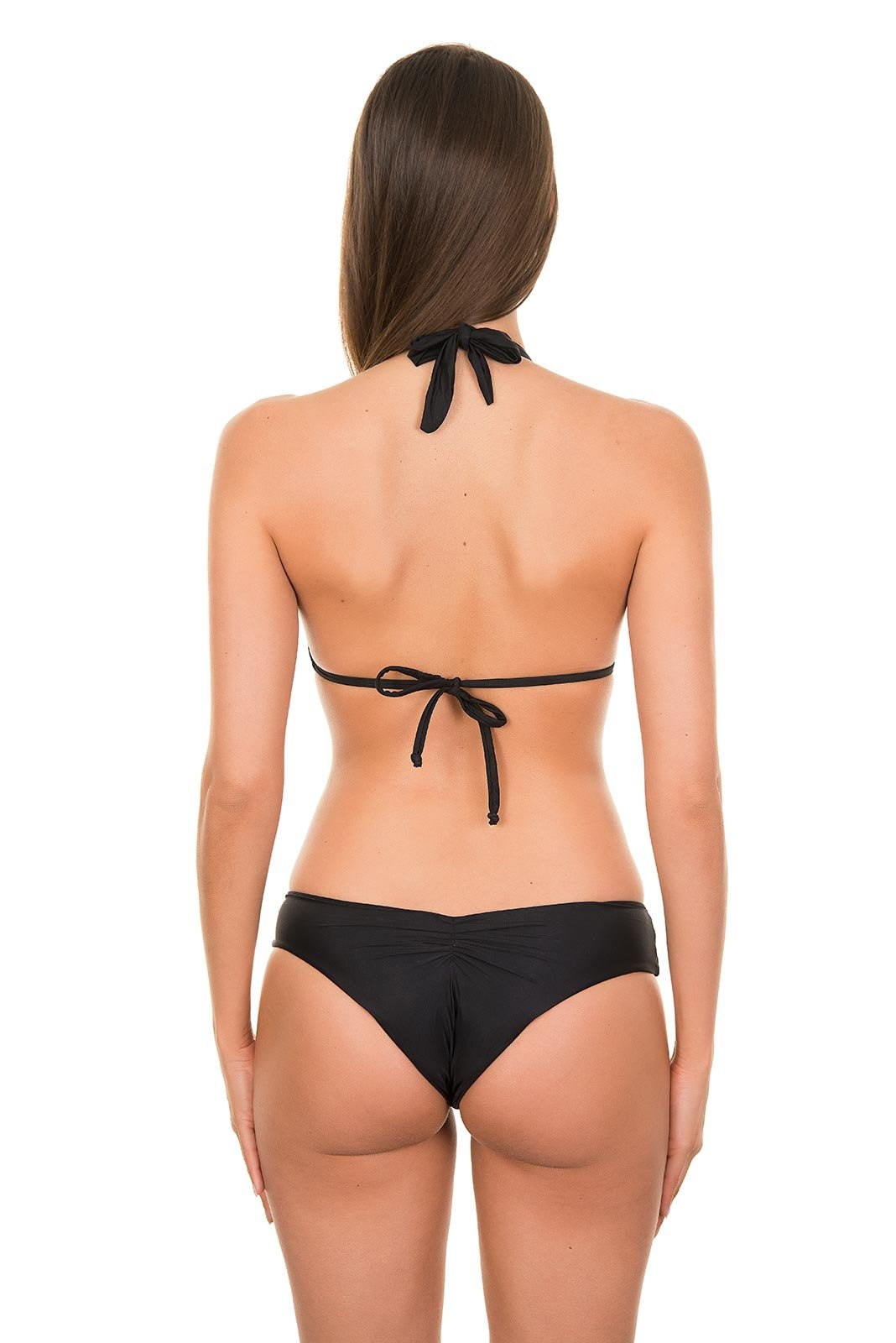 Perfect Adjustable halter bikini desire