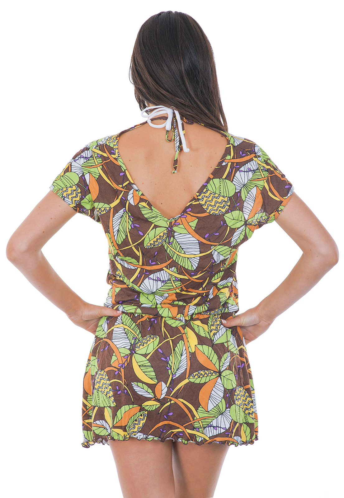 96e05397e10a Plážové šatky Plážové šaty - Ouroana - Znacka Rio de Sol