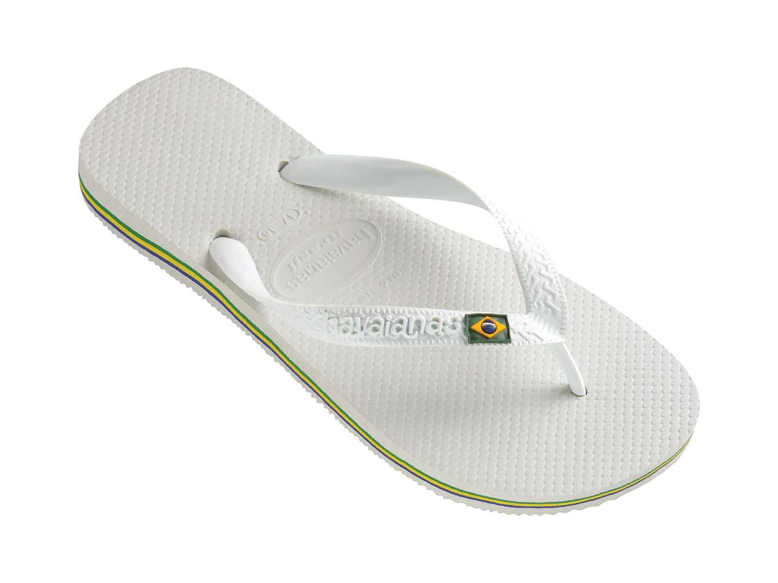 c6140a3ce9adab Chinelos Chinelos - Brasil White - Marca   Grife Havaianas