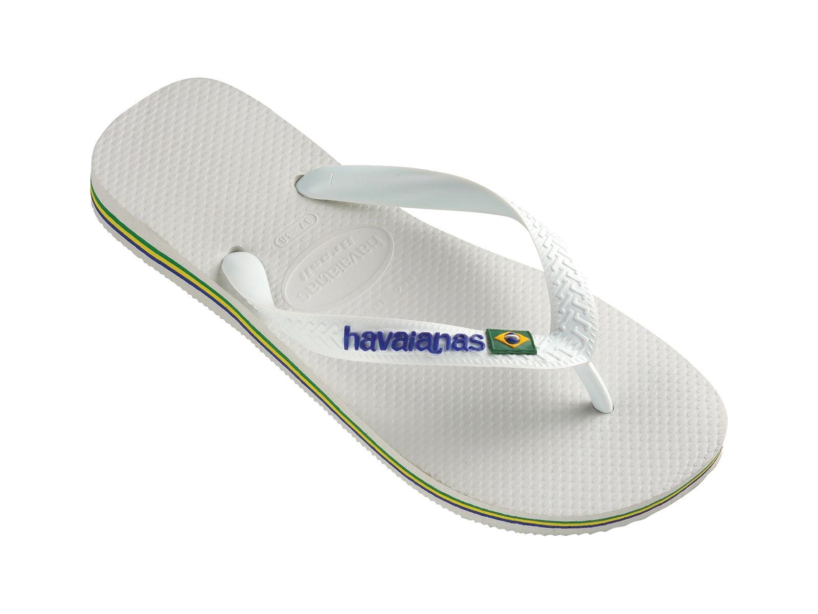70f10882a Flip-Flops Flip-flops - Brasil Logo White - Brand Havaianas