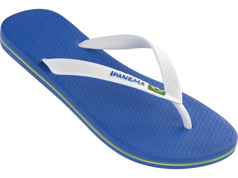 Tong IPANEMA Classica Brasil II Blue White