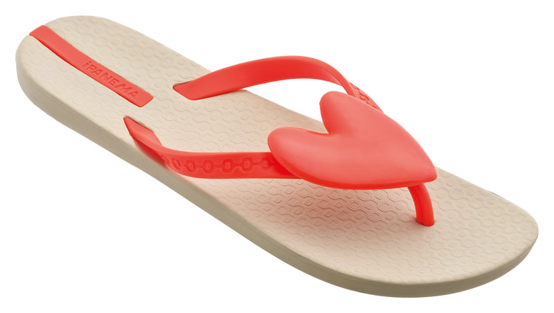 Chanclas IPANEMA   Neo Summer Love Beige