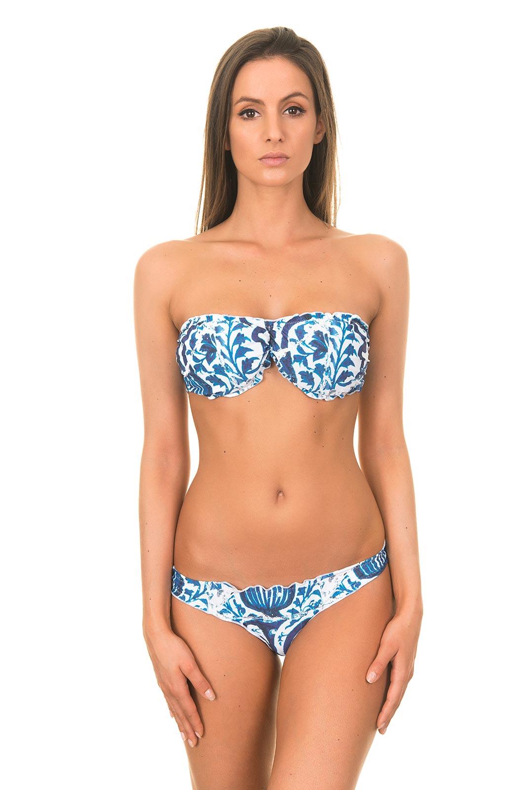 bikini swimwear Strapless