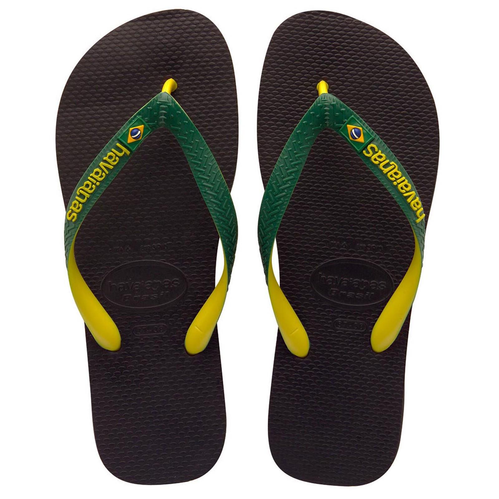 Flip-Flops Flip-Flops - Brasil Mix Black - Brand Havaianas-8408