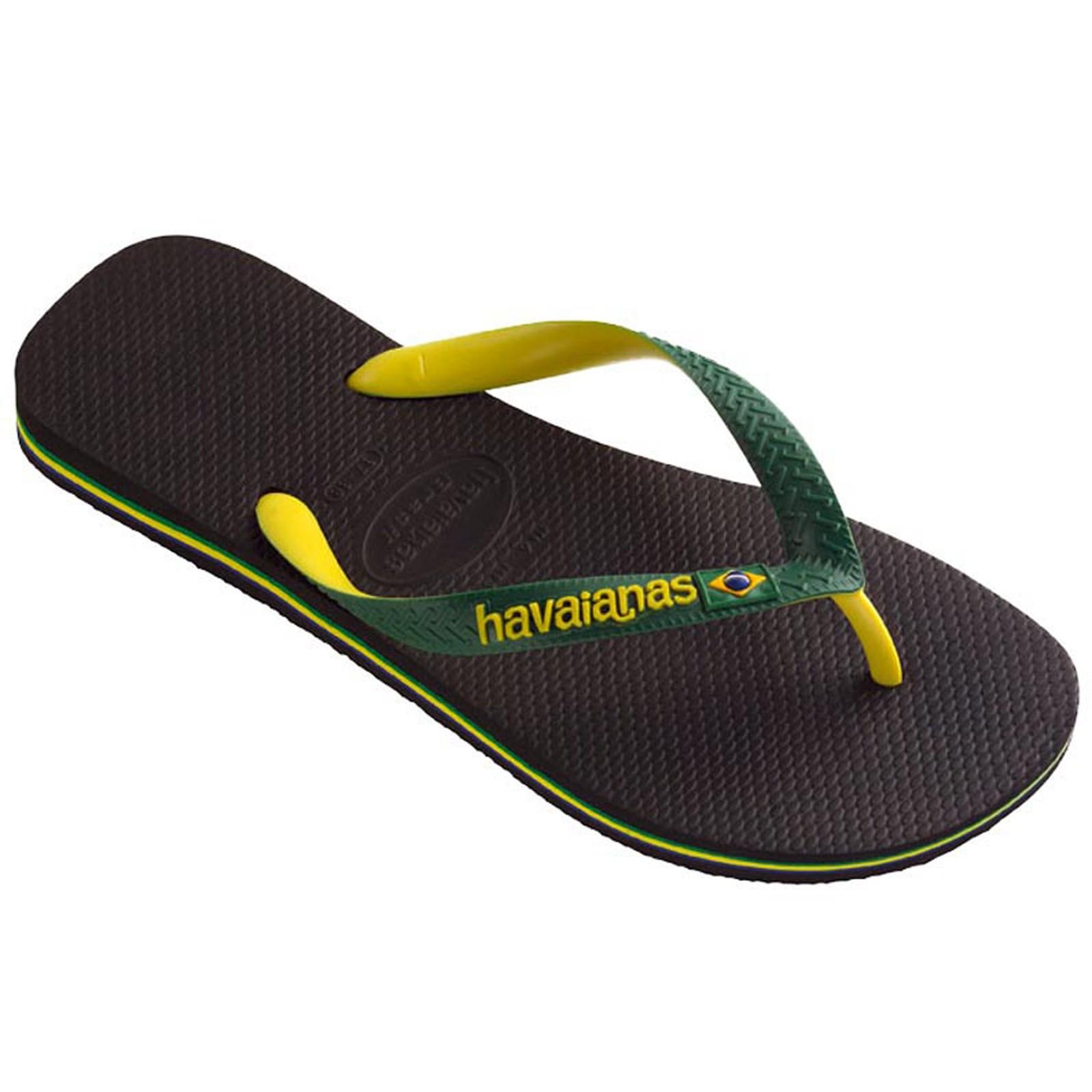 a7a203508 Flip-Flops Flip-flops - Brasil Mix Black - Brand Havaianas