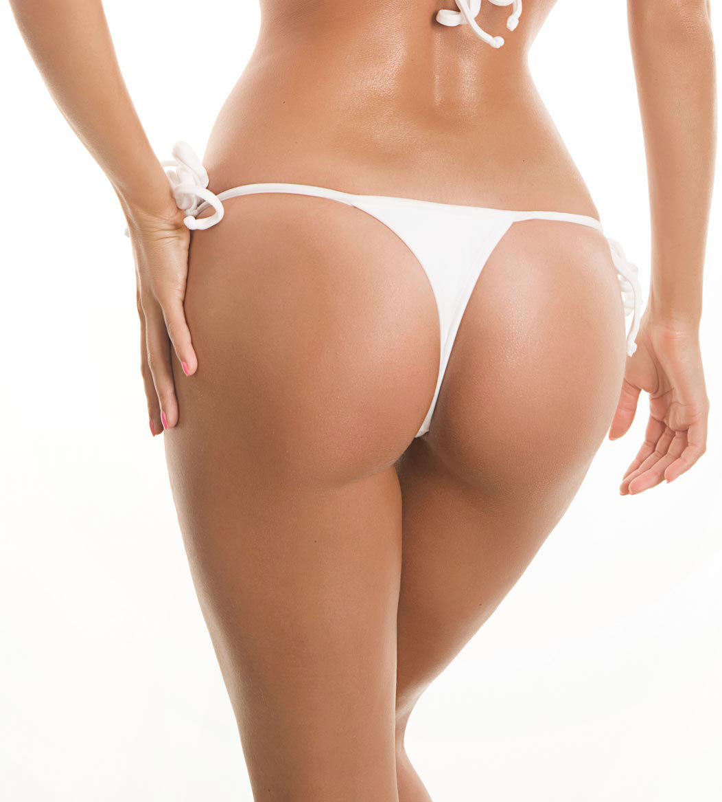 Bikini Bottoms Thong Bottom