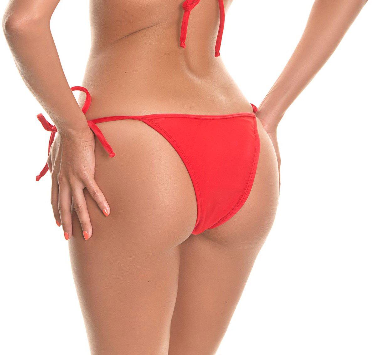 Image result for red tanga bikini