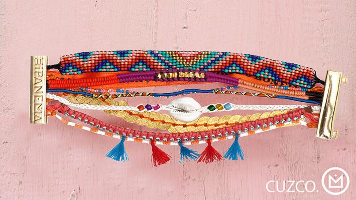 bracelet perle hipanema
