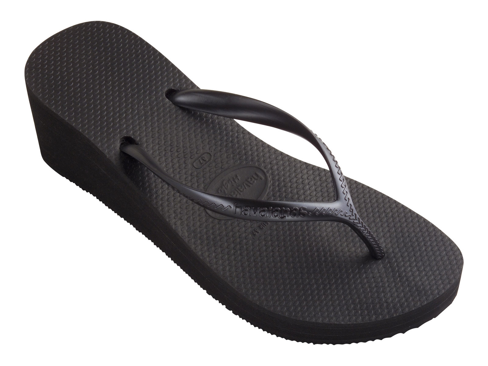 10230c61fc95 Flip-Flops Flip-flops - High Fashion Black - Brand Havaianas
