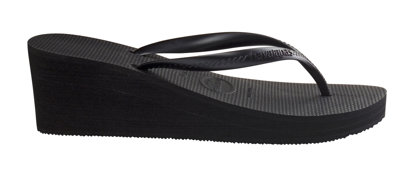 d37253e03f610a Flip-Flops Flip-flops - High Fashion Black - Brand Havaianas