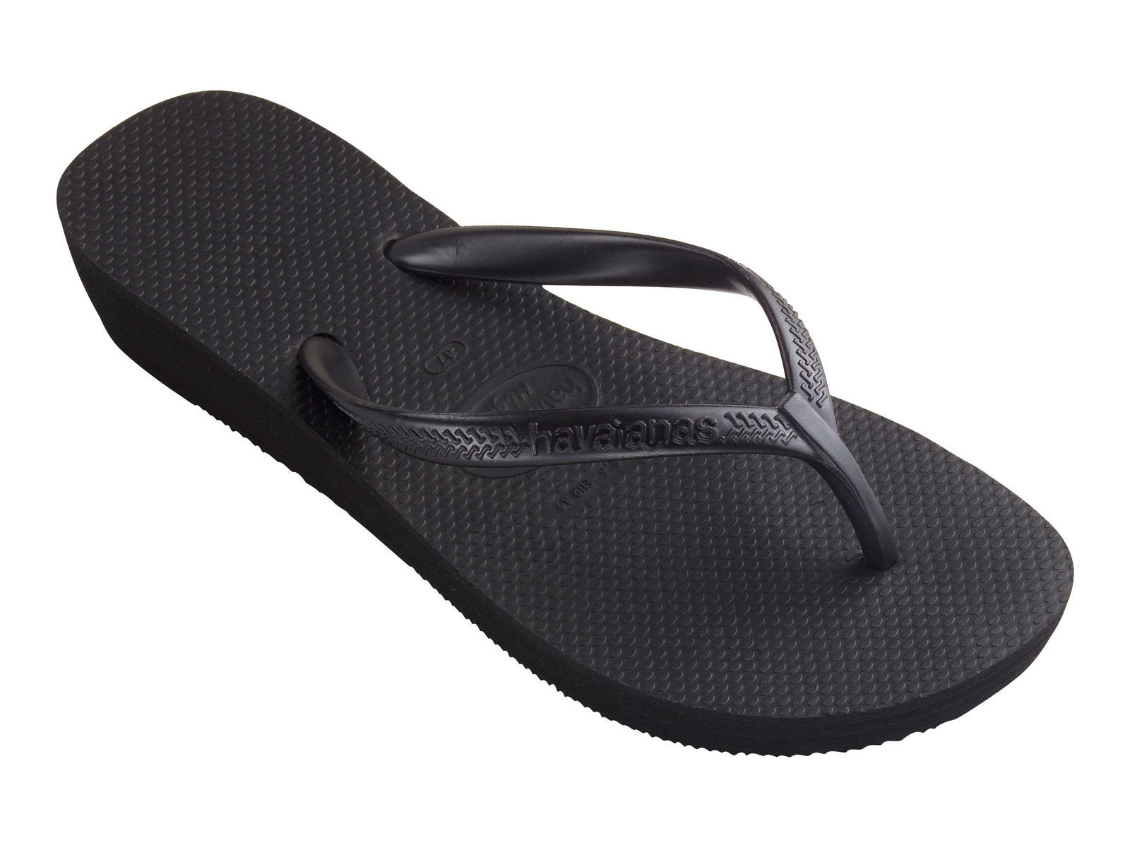 Flip-flops - High Light Black
