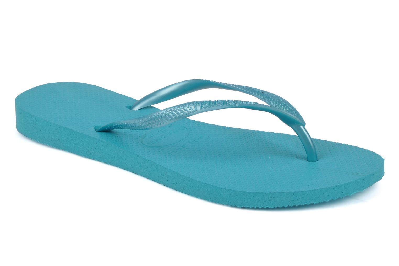 0c890b69245f Flip-Flops Flip-flops - Slim Pool Green - Brand Havaianas