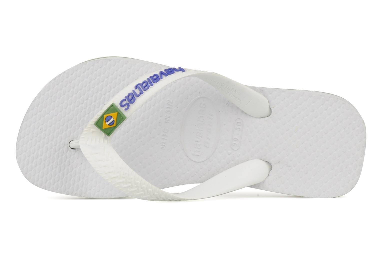 a680c51b400aa2 Flip-Flops Flip-flops - Brasil Logo White - Brand Havaianas