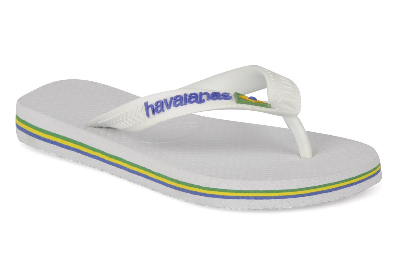 Hawaïenne Logo Blanc Brésil 5DSNfz6JEG