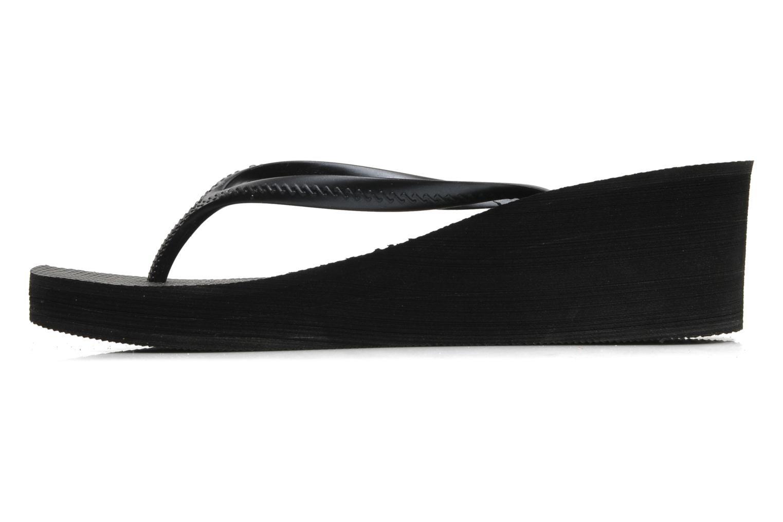 havaianas tong high fashion black 100 jours pour changer. Black Bedroom Furniture Sets. Home Design Ideas