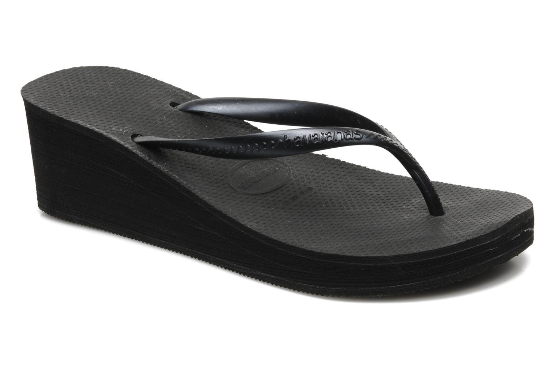 Tong High Fashion Black
