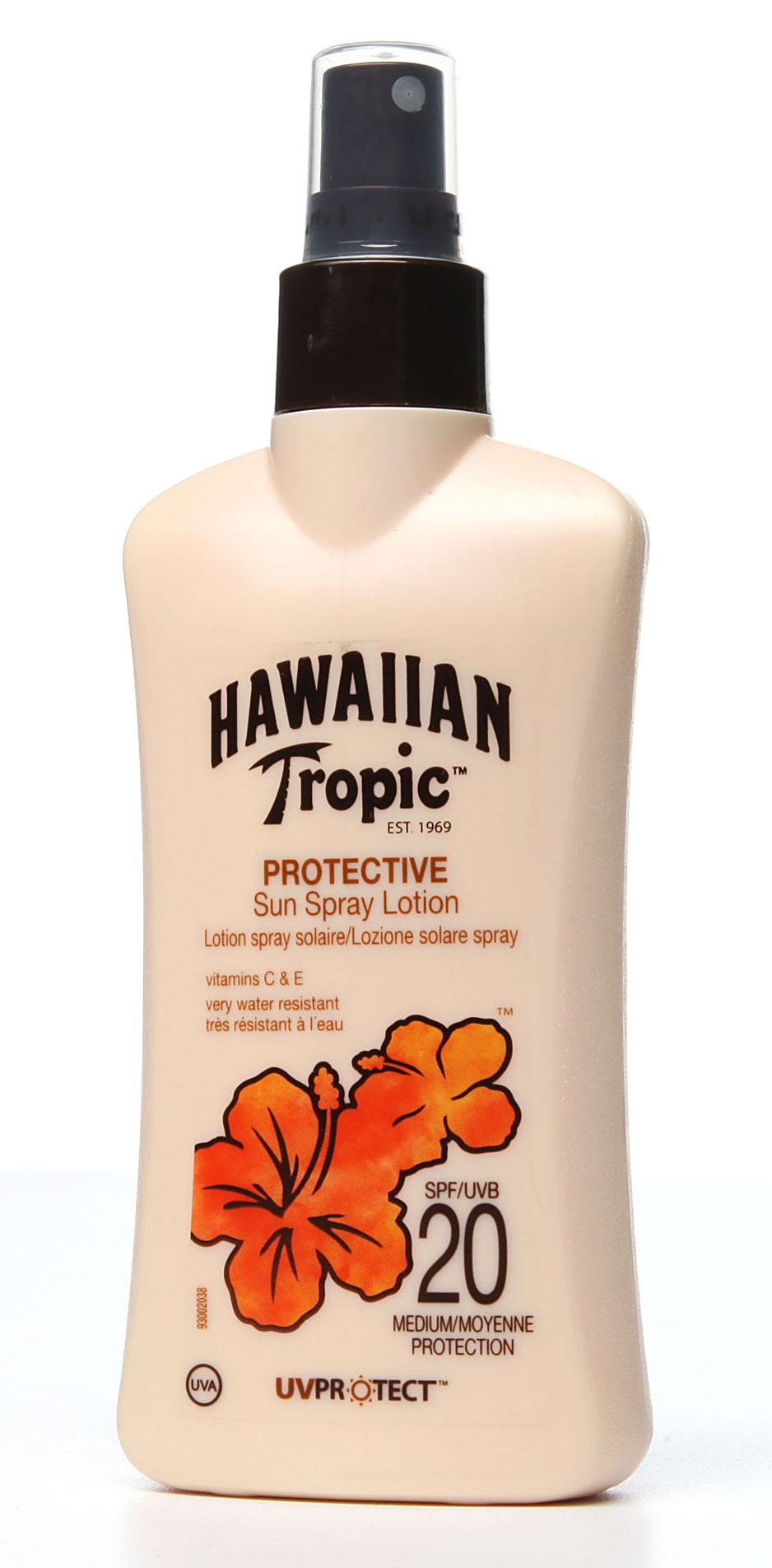 Hawaiian Tropic Sun Lotion  Hydrating Ribbons  Protective