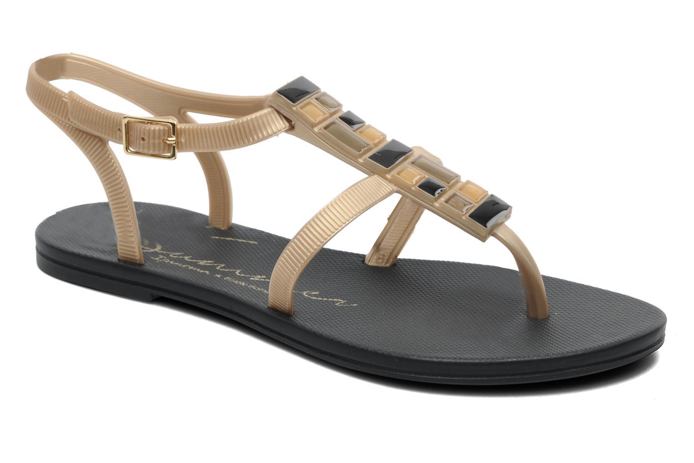 IPANEMA Flip Flops Gisele Bundchen Sandal Black