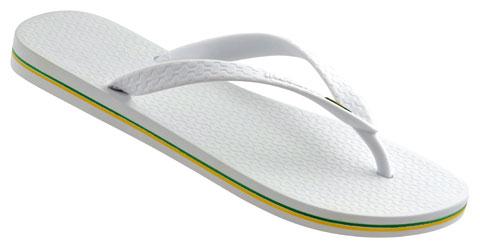 IPANEMA Flip-Flops - Classic Brasil II White