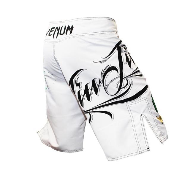 Traje De Baño Verde Hombre:Traje de baño para hombres – Venum AURIVERDE ICE – MMA Shorts