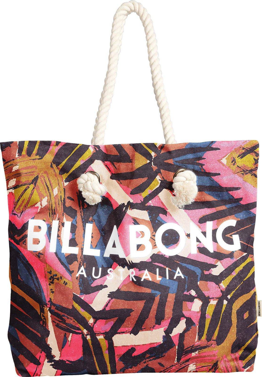 sac de plage essentials tote paradise pink marque billabong. Black Bedroom Furniture Sets. Home Design Ideas