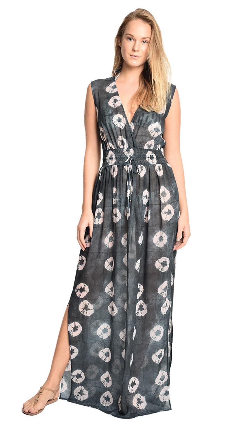 Denim Beach Dress
