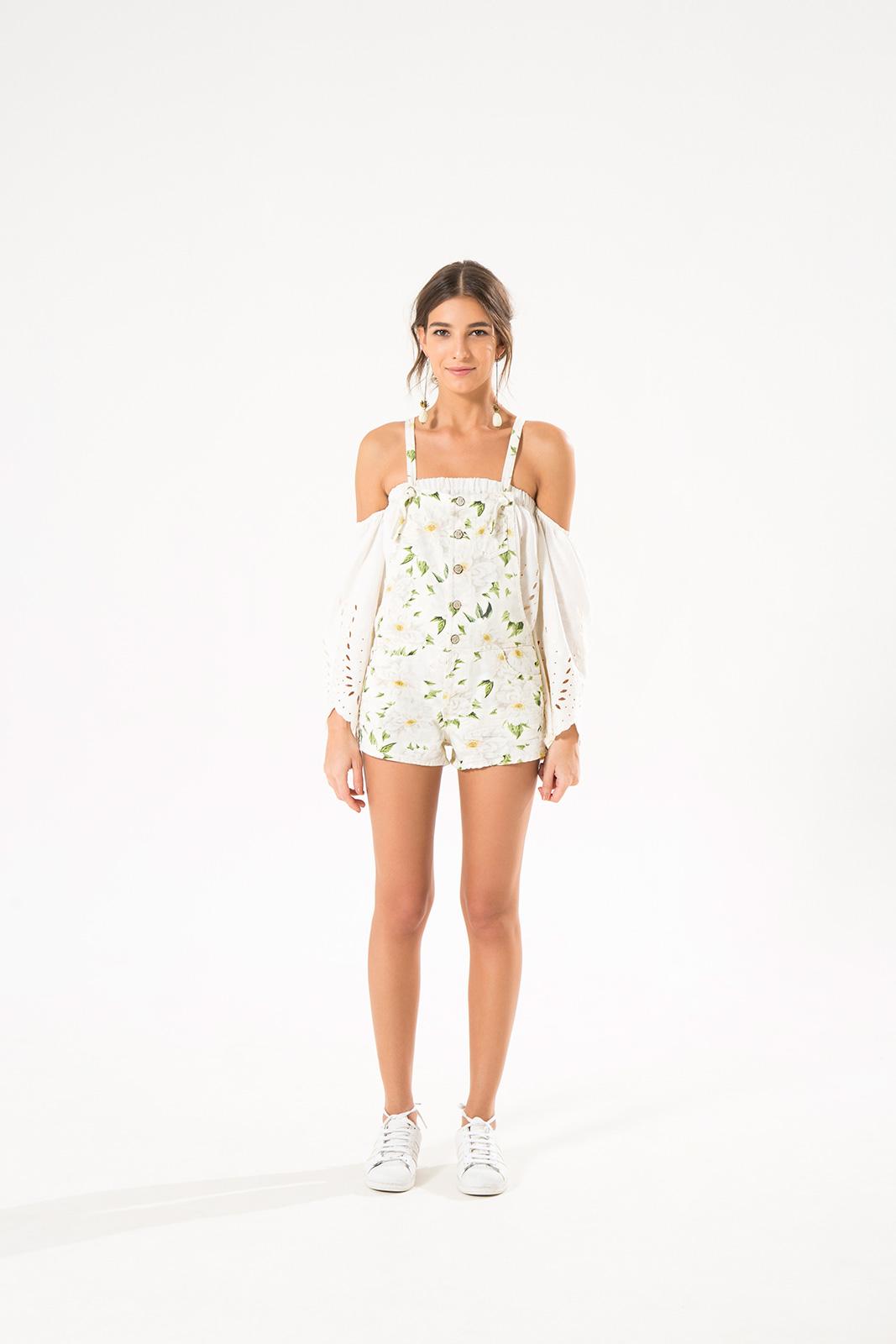 romper, ashanti brazil, fashion, floral, summer dress