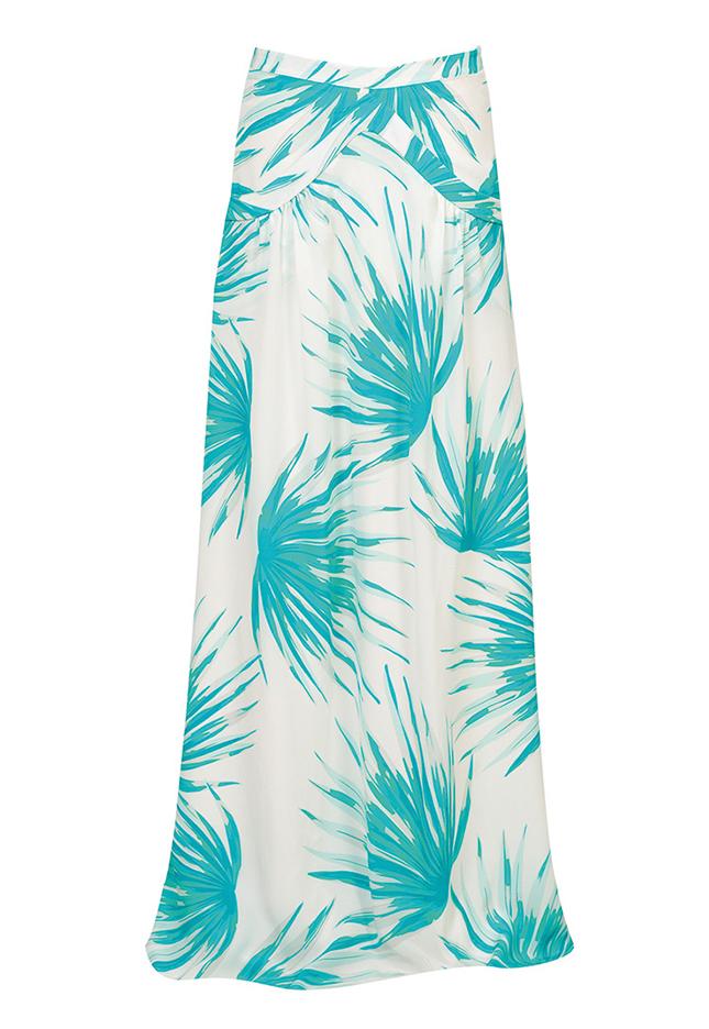 c124dcc13db Skirt Silk Beach Skirt With Pockets