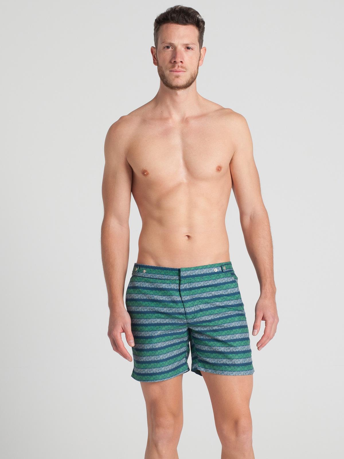 Erkek plaj şortu