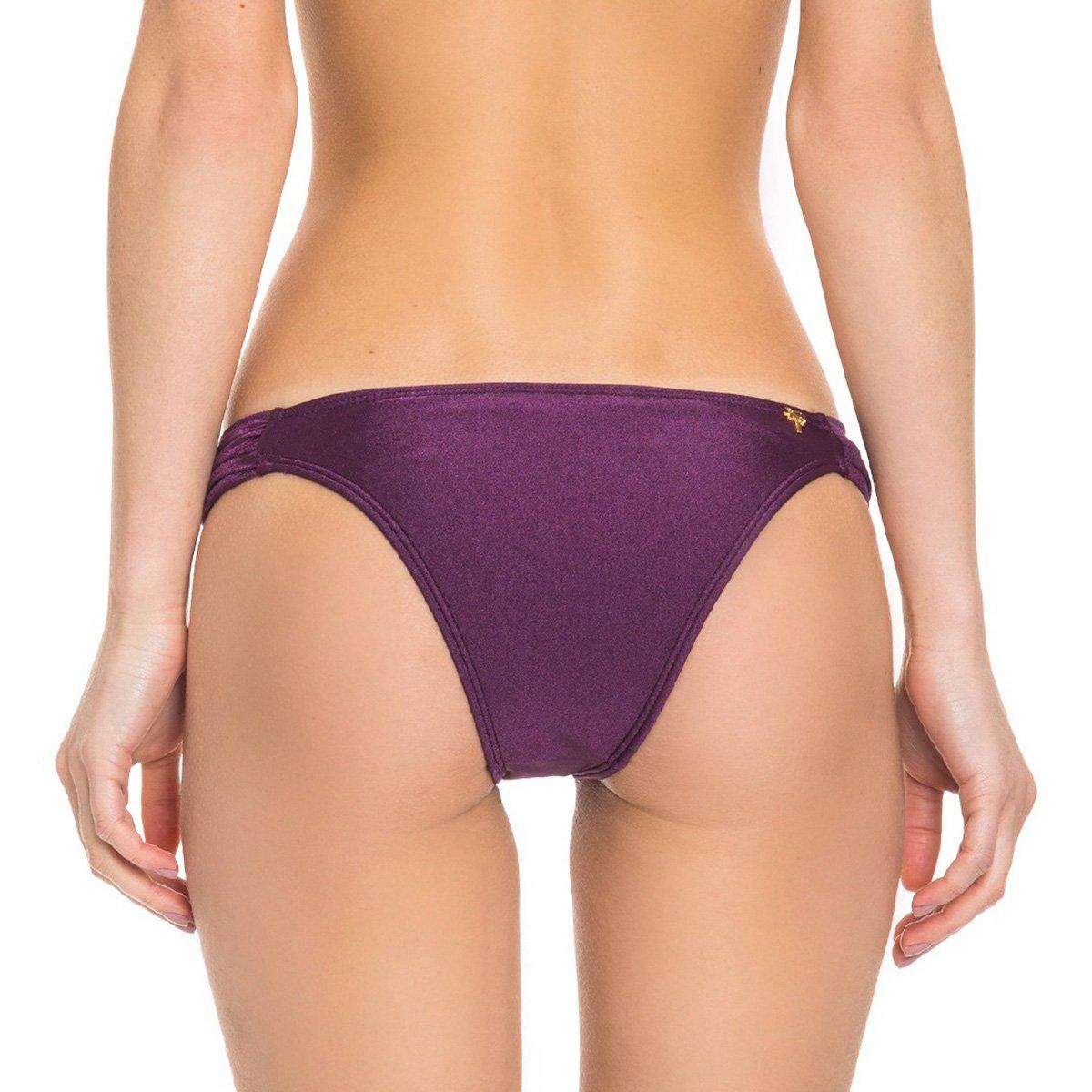 Agua de coco tanga de ba o lujo violeta irisado calcinha - Tangas de bano ...