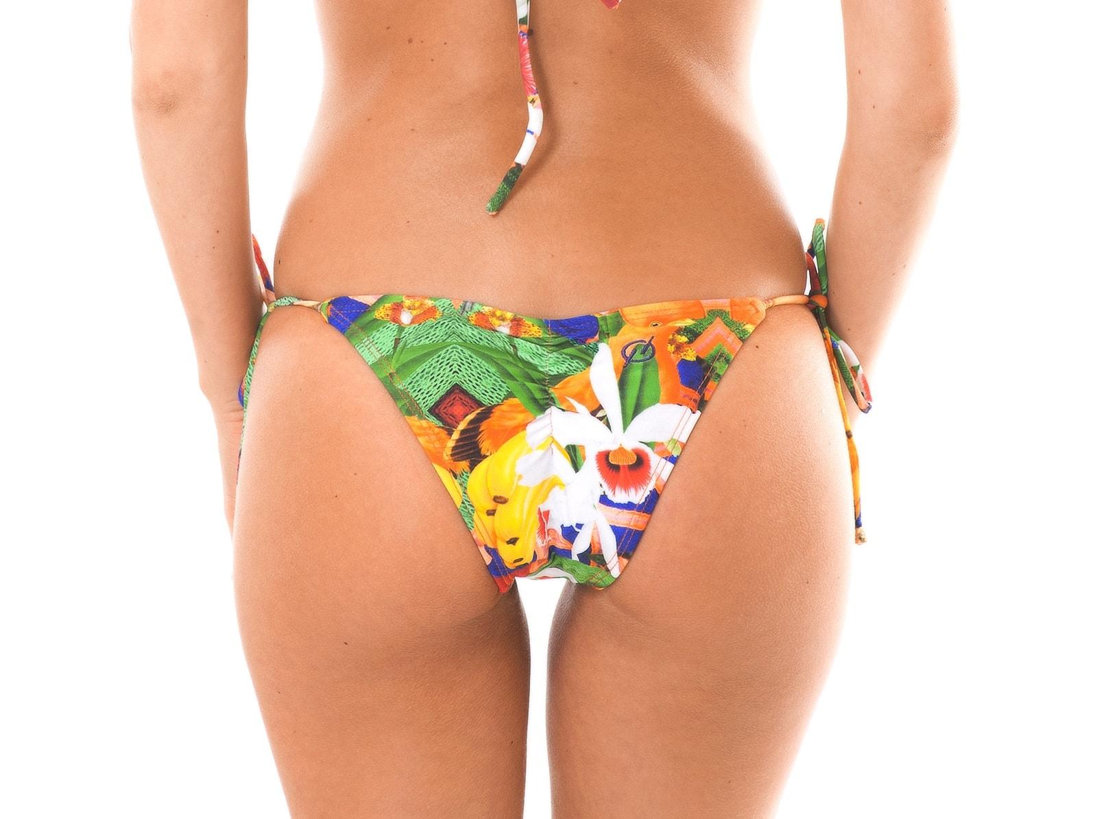 Bikini bottom string