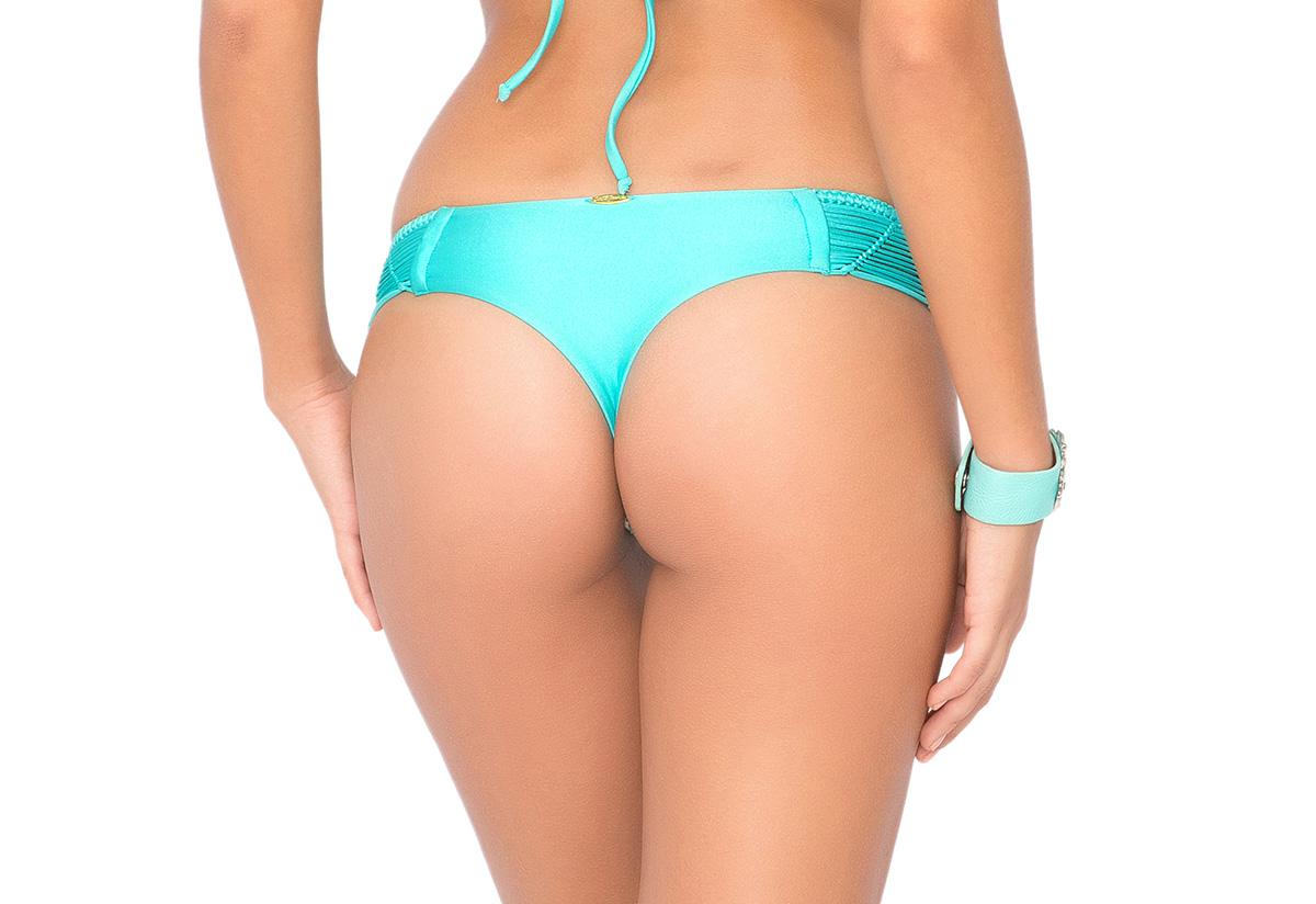 ... String-Bikini günstig - CALCINHA PINEAPPLE AQUAMARINE ...
