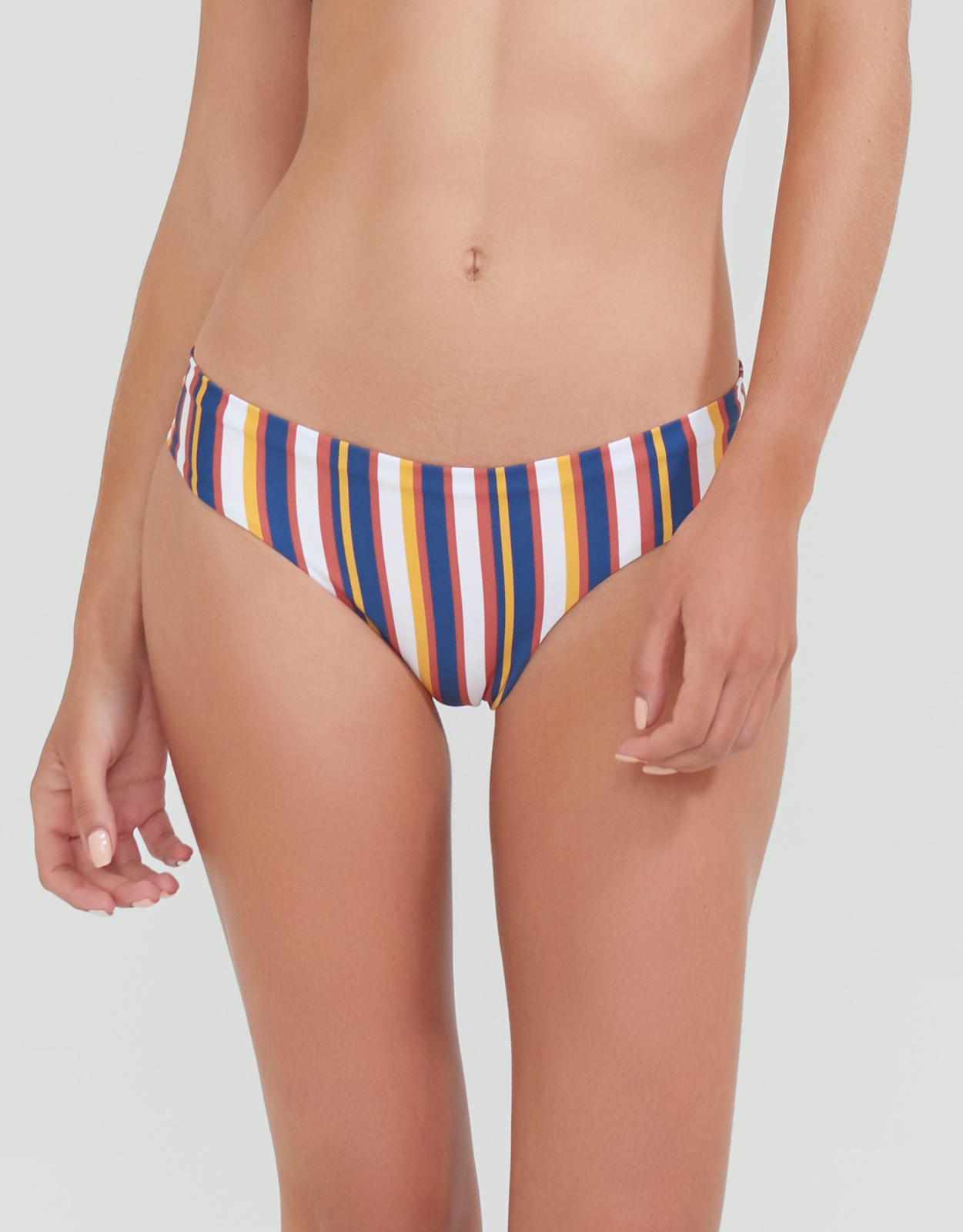 Maaji Amazon Docks Elastic Side Bands Bikini Bottom